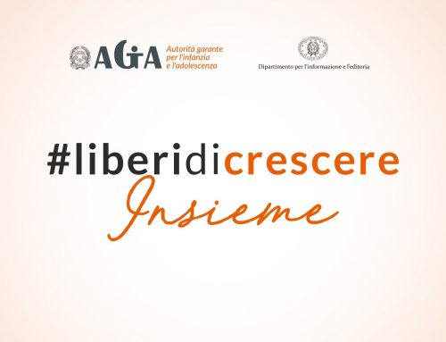 Campagna #liberidicrescere
